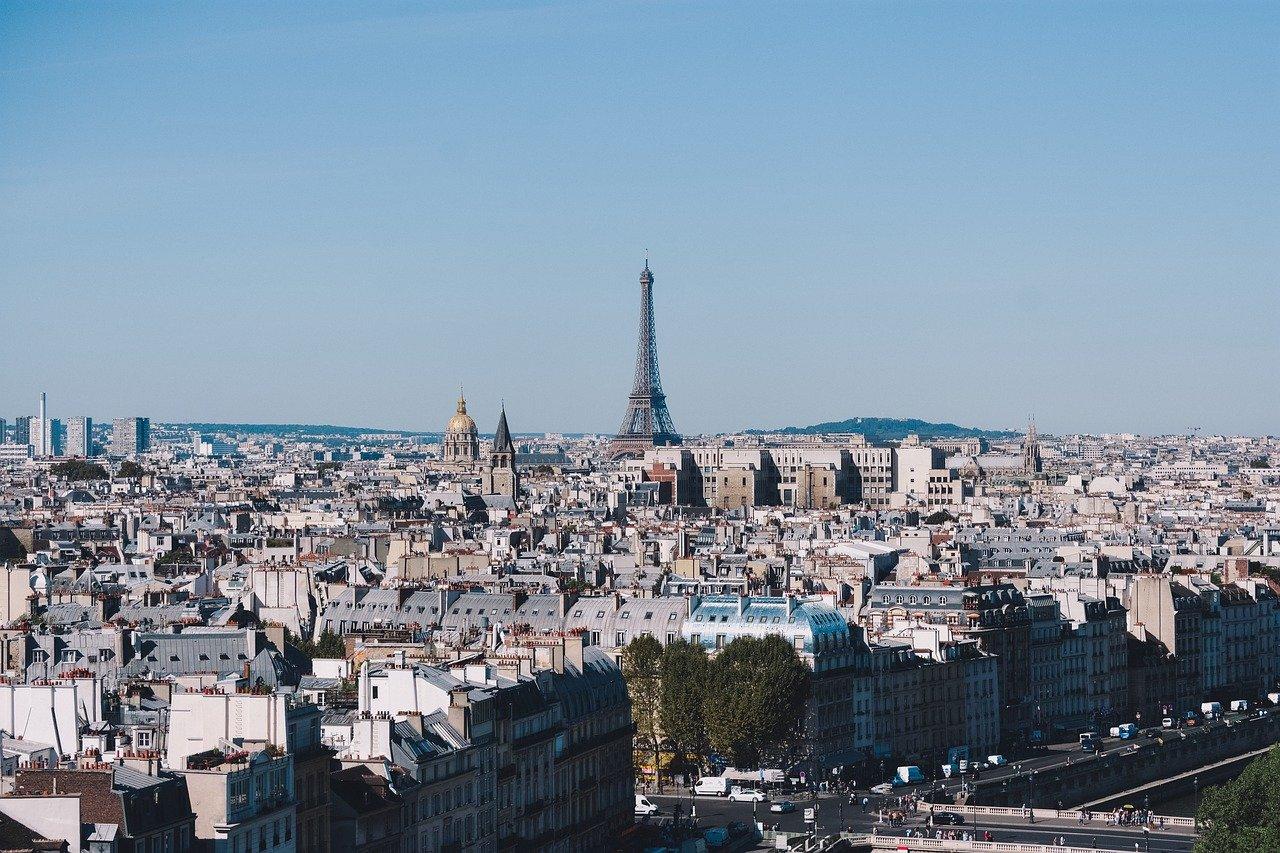La France et ses endroits magnifiques